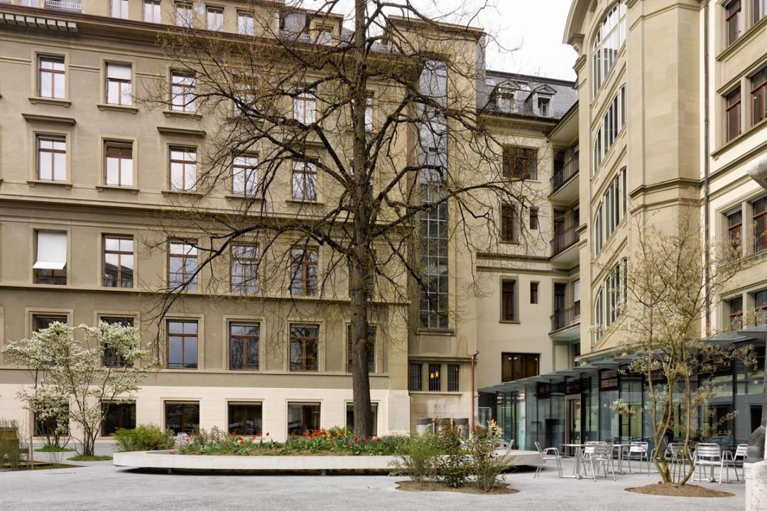 Verwaltungsgebäude Schwanengasse 14 Bern | CH